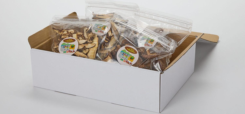Dried Whole Shiitake Mushrooms (200 g)