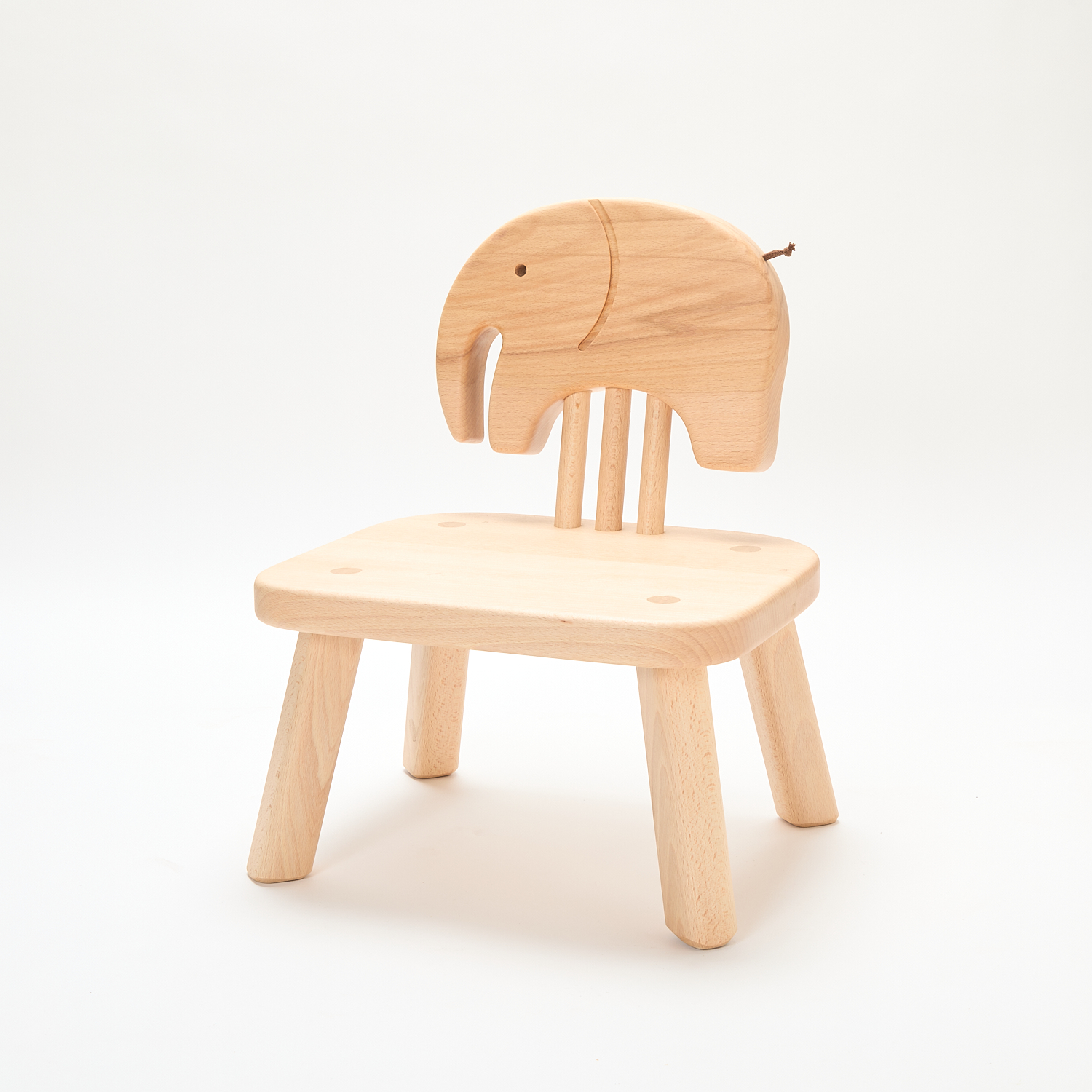 Child-sized Animal Chair (No Armrests)