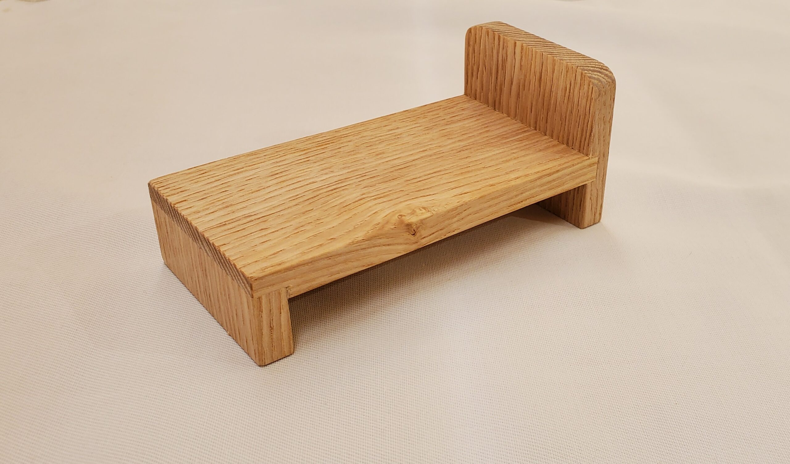 Toy Bed (All-Natural Wood)