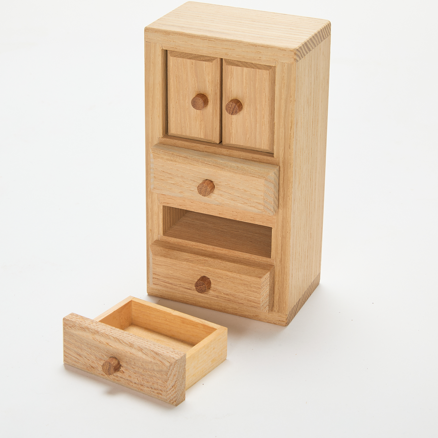 Toy Shelf  (All-Natural Wood)