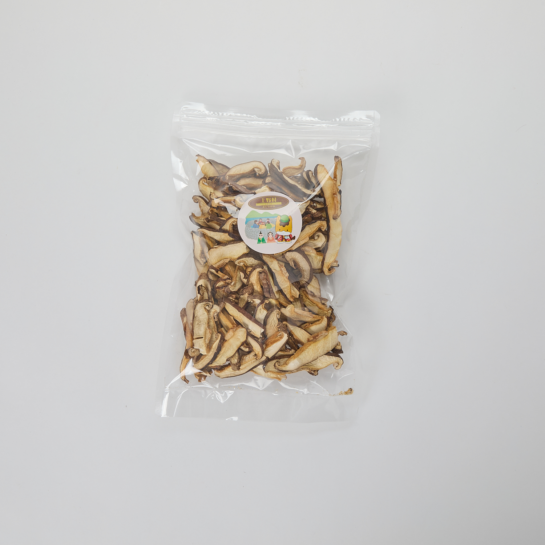 Dried Shiitake Mushrooms, Sliced (50 g)